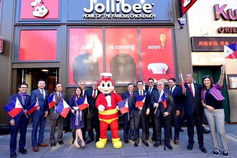 Jollibee family business