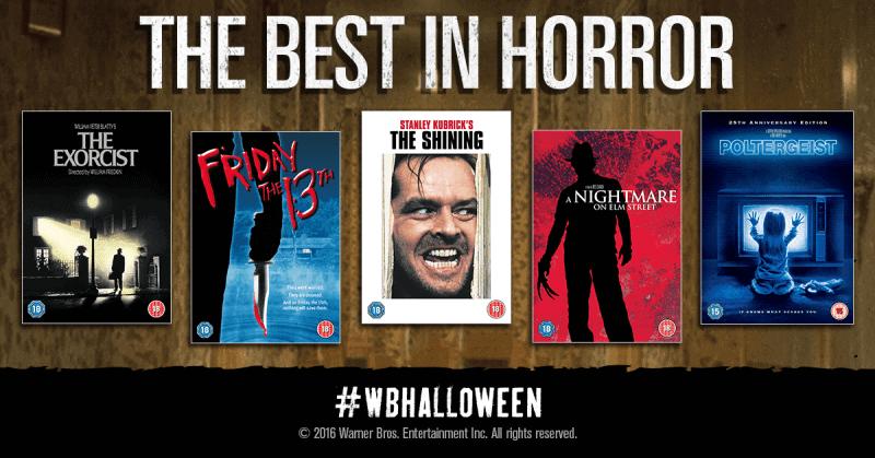 The Best in Horror - Top Halloween films