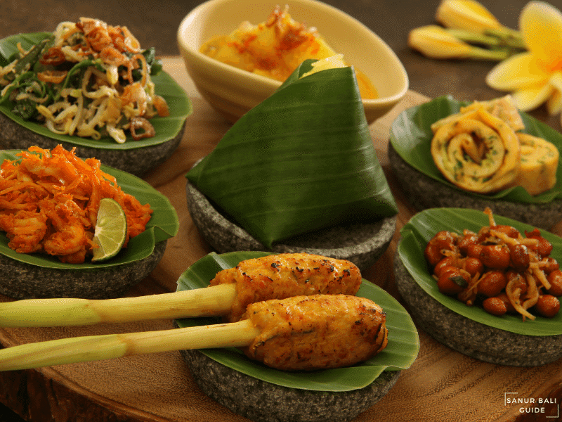 Best restaurant food in Bali is traditional food from warungs
