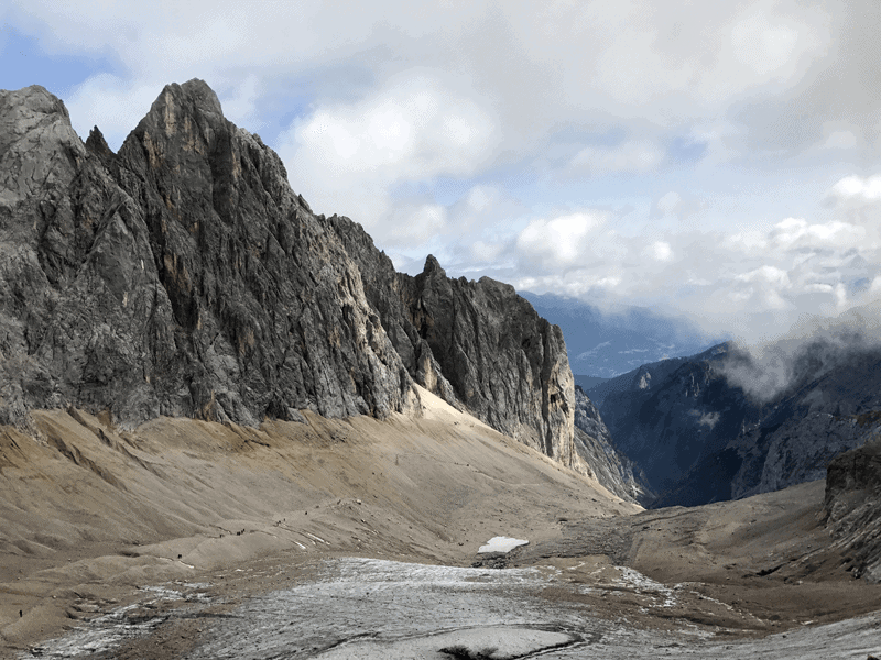 Kleine Riffelwandspitze