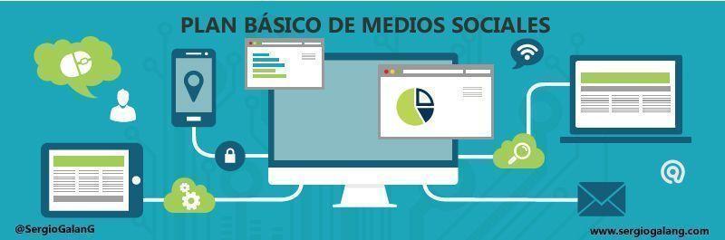 Plan basico Medios Sociales