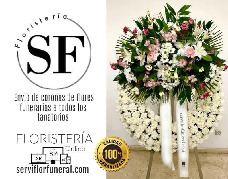 enviar flores a domicilio de condolencias