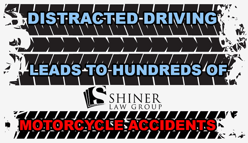 Distracted Driving Causes Motorcycle Accidents