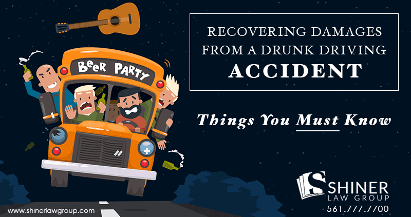 How A Drunk Driving Accident Lawyer Can Help You Recover Damages