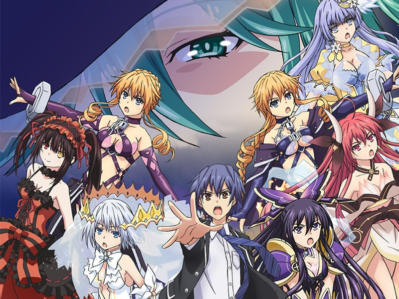 Date A Live And Why Some Anime Get New Seasons 01