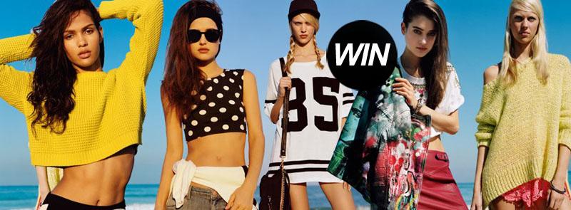 StyleHunt | win a R1000 TopShop Fashion Voucher