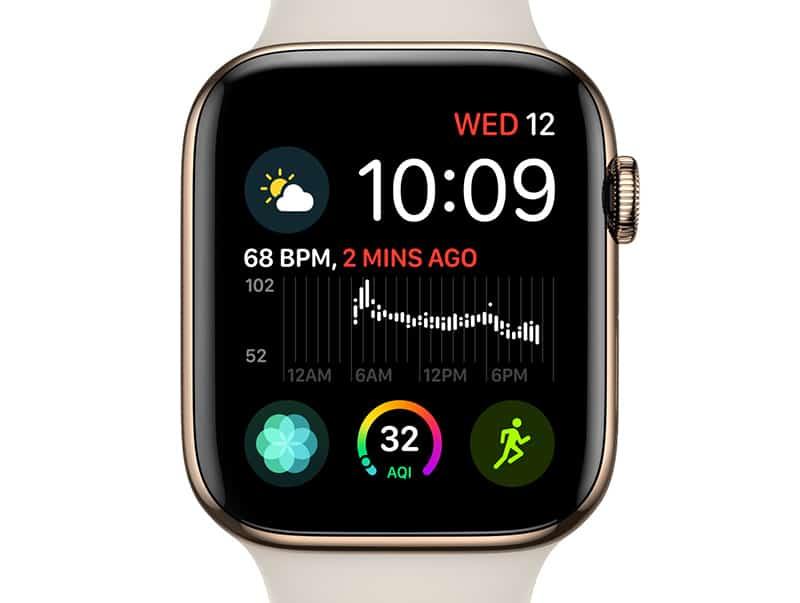apple watch có chống nước được không