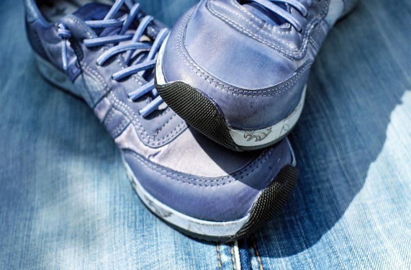 Elige los zapatos