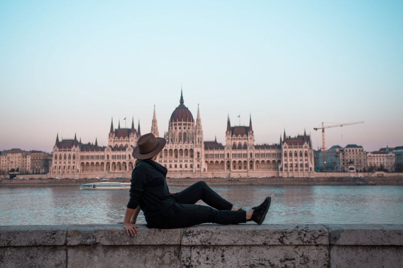 The Most Instagrammable Spots in Budapest: Hungary Parliament