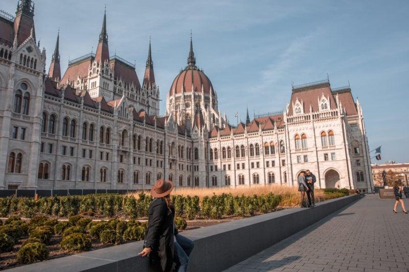 Parliament of Hungary Budapest