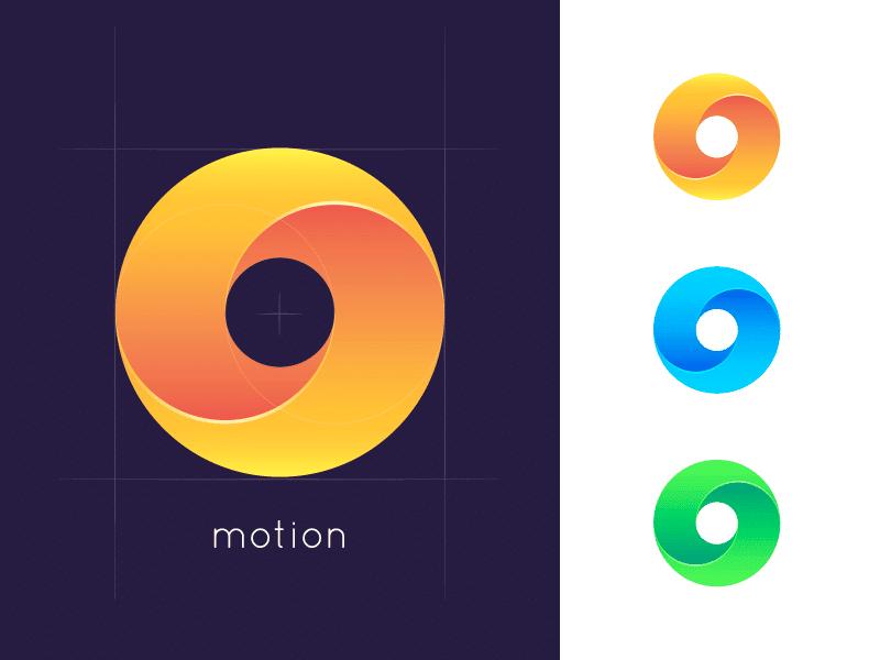 motion логотип