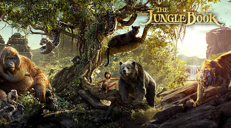 """The Jungle Book"" (2016): film review"