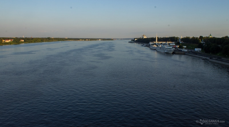 Volga to become the cleanest river in Europe