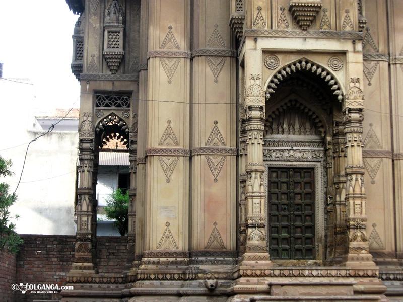 Old temple in Varanasi
