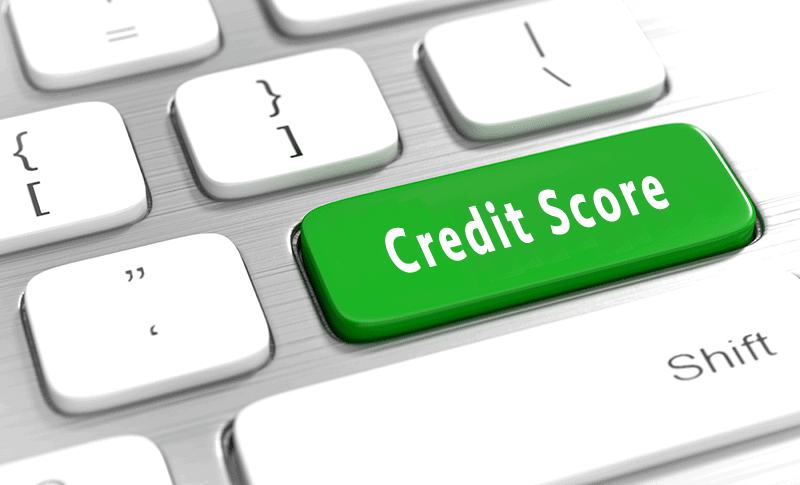 855 Credit Score