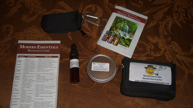Herbal Products from The Herbal Survivalist!