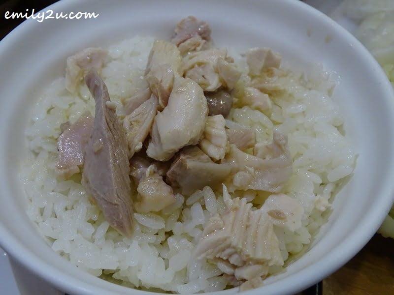 turkey rice