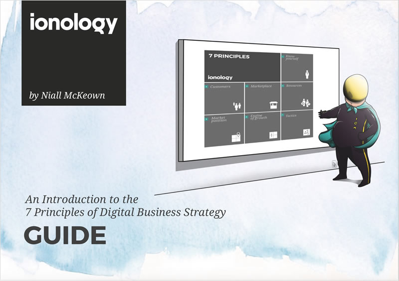 Introduction to 7 Principles of Digital Business Strategy
