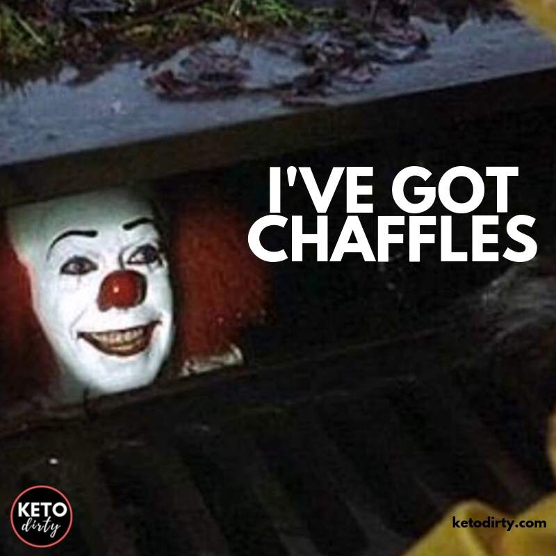 Chaffle Memes - Because This Craze is Ridiculous 2