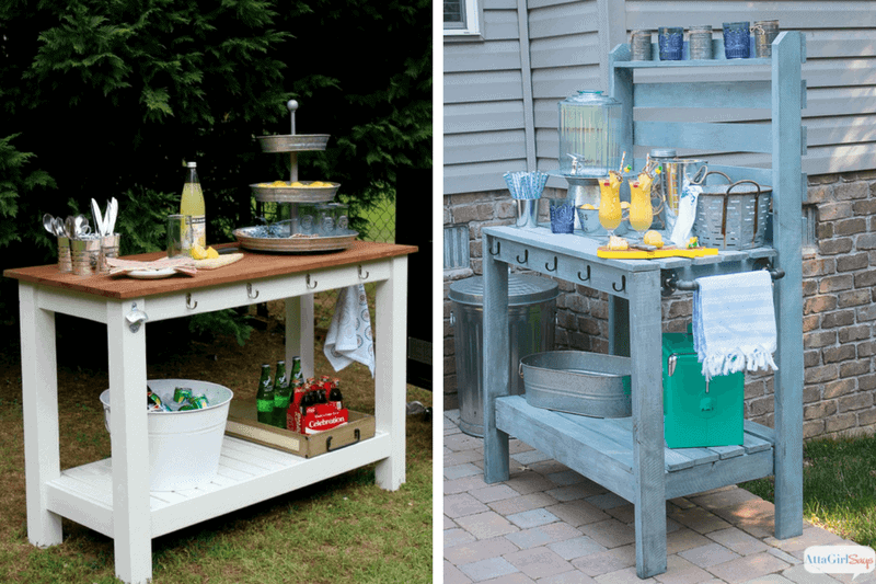 Magnificent Diy Outdoor Furniture 12 Great Ideas Love Renovations Best Image Libraries Counlowcountryjoecom