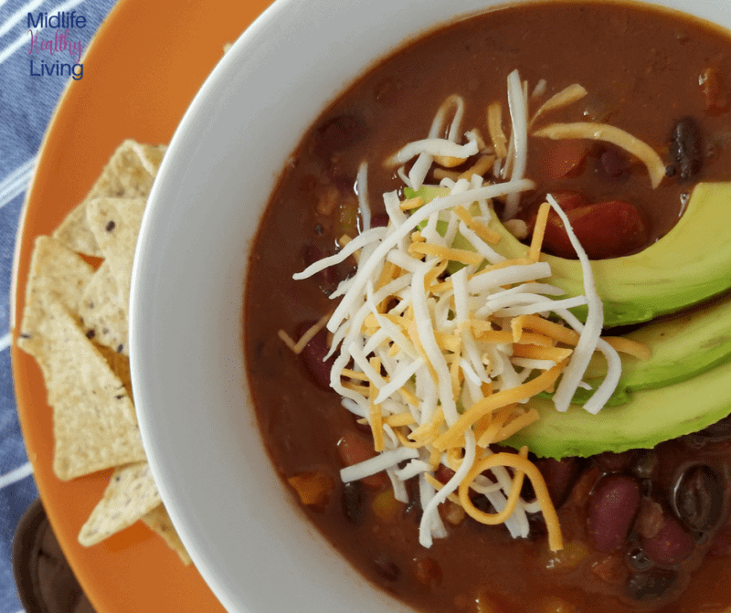 Instant Pot Vegetarian Weight Watchers Chili