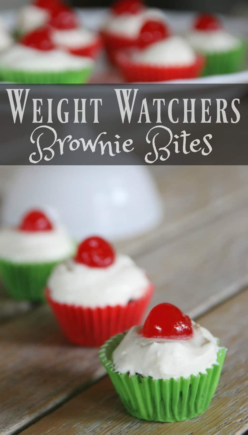 Looking for a sweet treat that won't break the WW SmartPoints bank? Try these Weight Watchers Brownie Bites at just three WW SP.