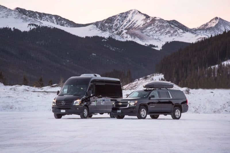 Transportation to Copper Mountain Colorado