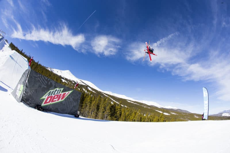 Dew Tour Breckenridge Colorado