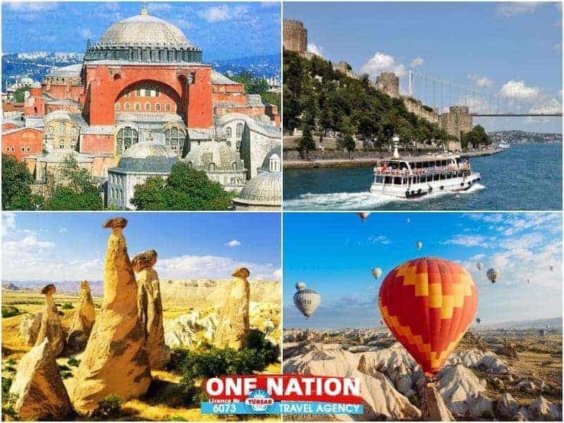6 Days Turkey Budget Tour