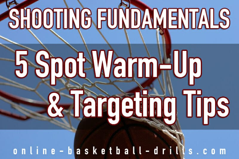 shooting fundamentals B