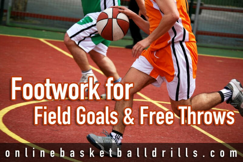 footwork drill field goals