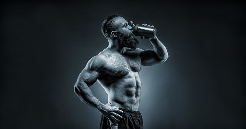 protein shake lean athlete