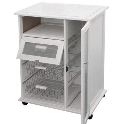 offerte carrello da cucina bianco