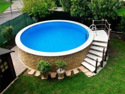 piscina autoportante in offerta