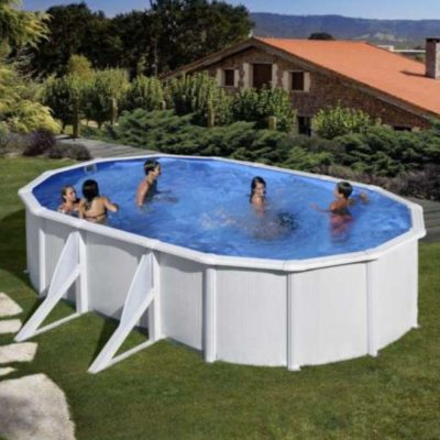 🏊Top 5 piscine fuori terra acciaio: recensioni, offerte, le bestsellers