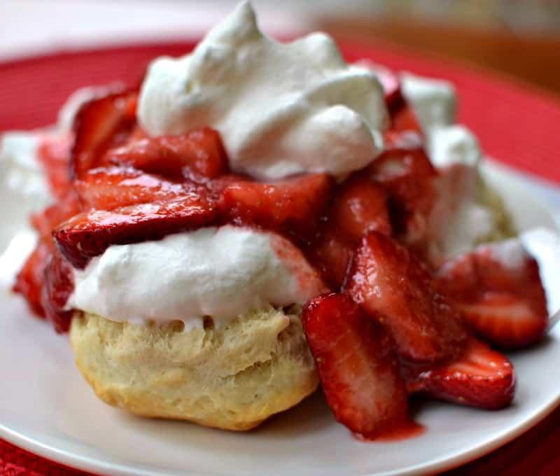 Best Strawberry Shortcake Recipe