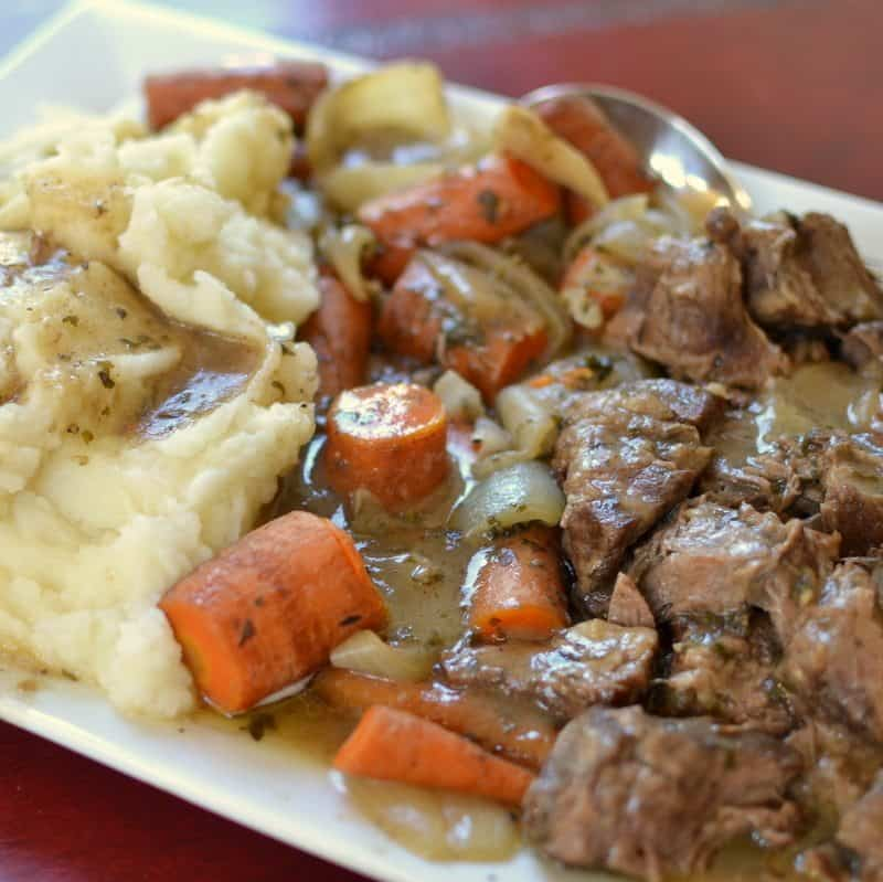 Slow Cooker Pot Roast Recipe Small Town Woman