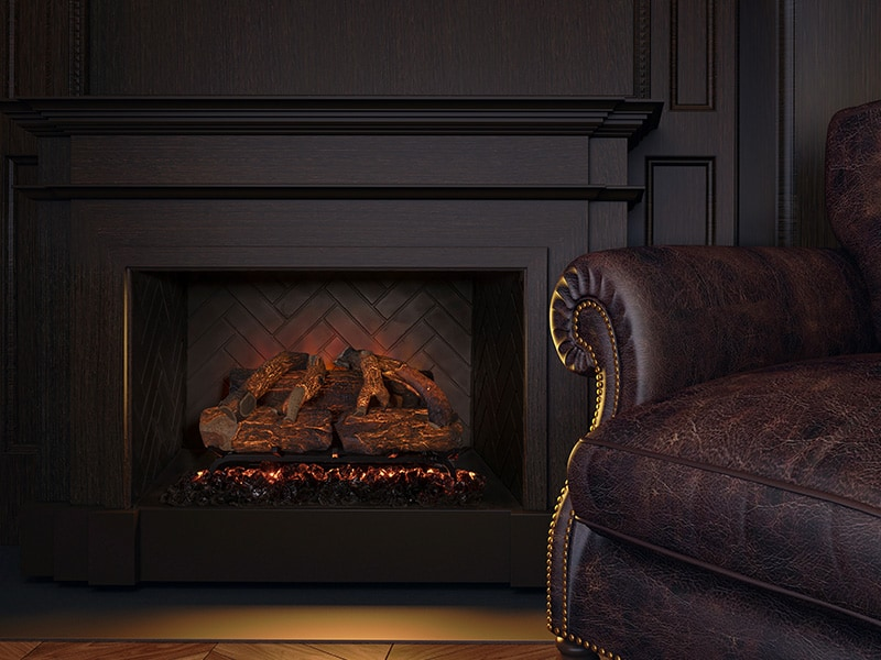 Electric Fireplaces Logsets Canada