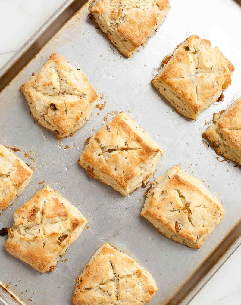 Irish Soda Bread Scones 5