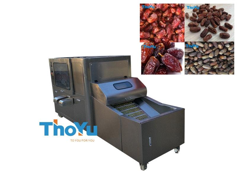 fruit pitting machines