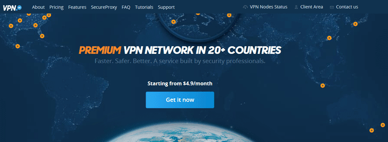 VPN.ac Simultaneous connections/devices