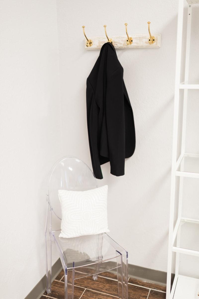 small bedroom closet organization