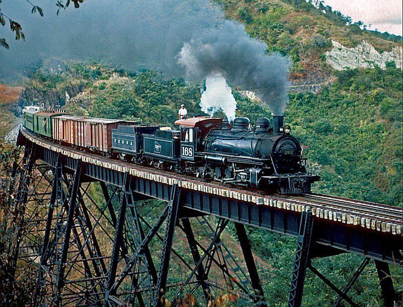Ferrocarril del Norte - Tramo Panajax
