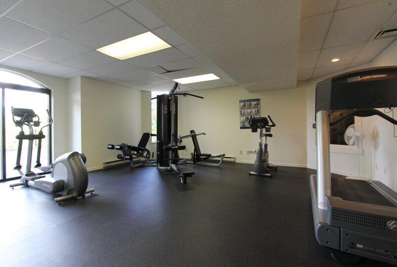 Whistler Marquise Fitness Room