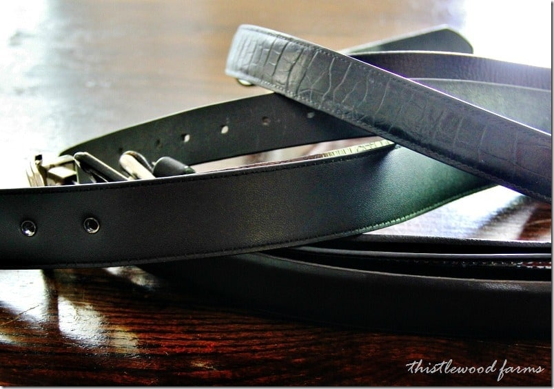 leather-belt-project