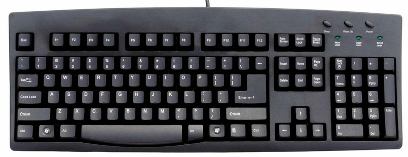 How To Fix Computer Beeps On Startup_keyboard