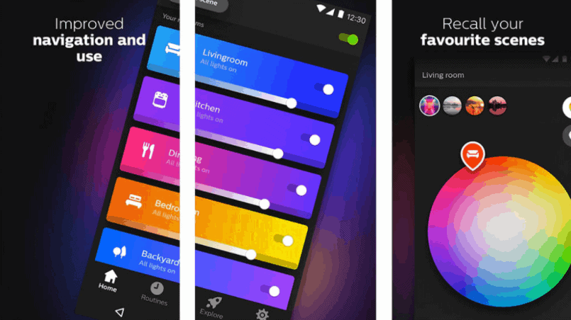 Philips Hue Official App