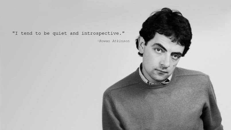 black-and-white-mr.-bean-quotes-rowan-atkinson
