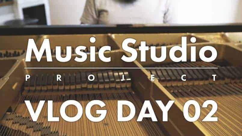 MUSIC STUDIO PROJECT VLOG 2 Miniatura