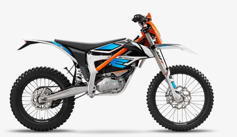 2021 KTM Freeride E-XC Electric Dirt Bike
